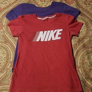 Nike Bundle of 2 tshirts